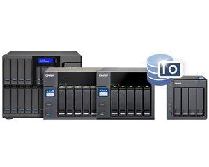 NAS de almacenamiento QNAP / TrendNet