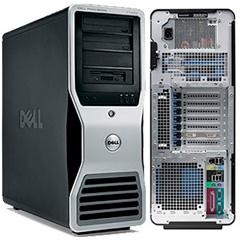 Workstation Dell con procesador Intel Xeon